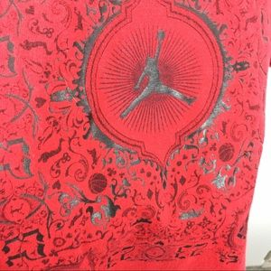RARE Michael Jordan 23 Arabic Islamic Graphic T L